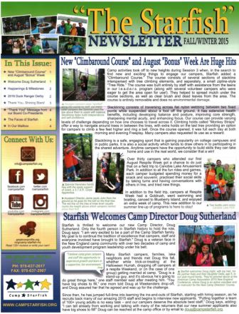 2015 Starfishnewsletter Thumb